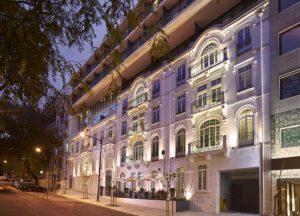Portobay Liberdade, 5 star boutique hotel, Lisbon