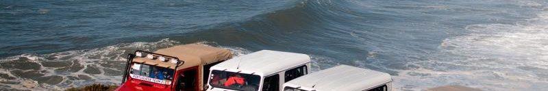 Jeep tours Nazare