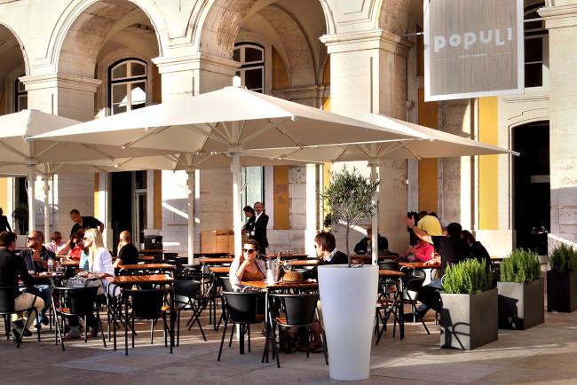 Populi restaurant Lisbon