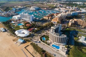 Vila Galé Ampalius hotel, Vilamoura, Algarve