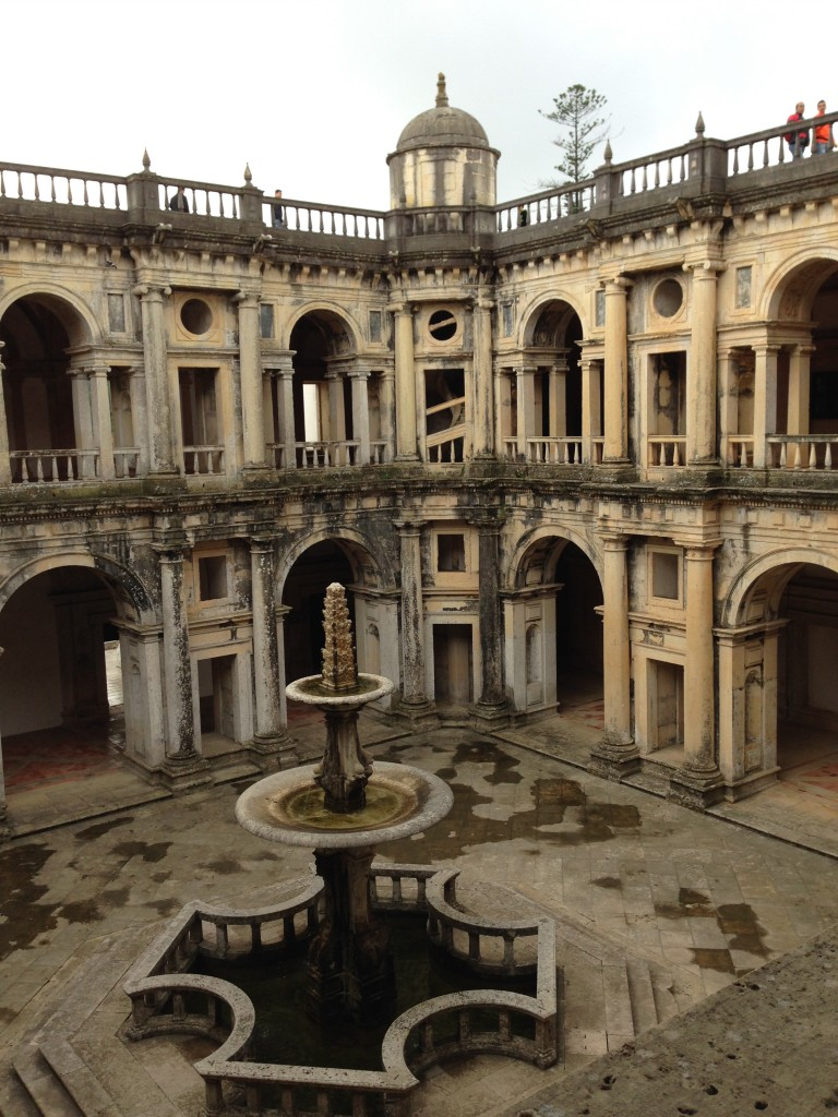 Build A Jeep >> The Convent of the Order of Christ - Castle of Tomar | Go
