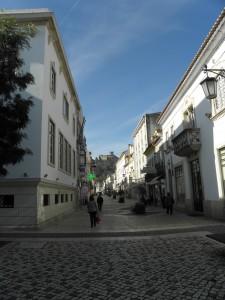 A Rua Serpa Pinto