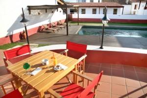 Solar do Espirito Santo, Horse riding hotel.