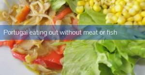 Vegetarian dining in Portugal