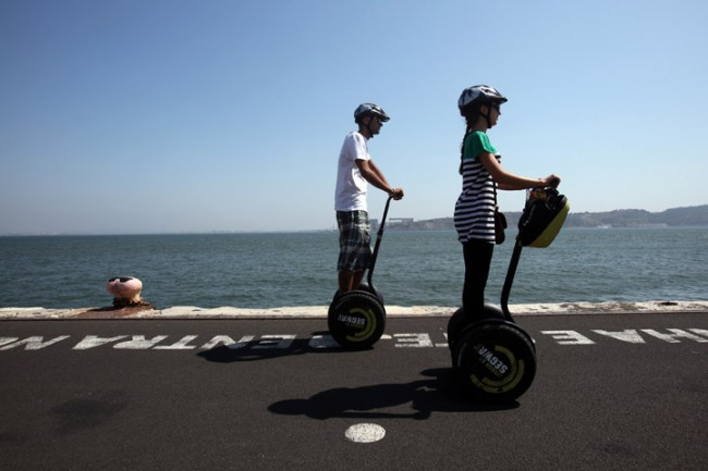 Team Building Segway eventpo