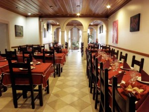 O tabuleiro restaurant Tomar