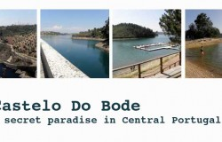 Castelo do Bode, Central Portugal