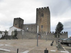 Castle of Amieira do Tejo