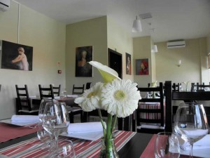Restaurant Sabores com Alma