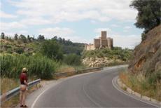 Castle on a river rock, Castelo do Almourol