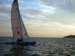 Navegação Algarve