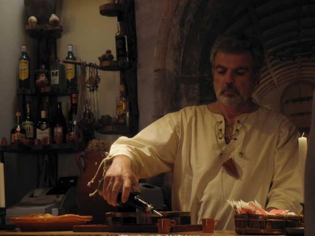 Taverna D'Talha medieval tavern Tomar