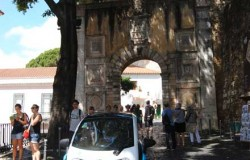 Electrical car tours Lisbon