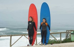 Surf camp Ericeira