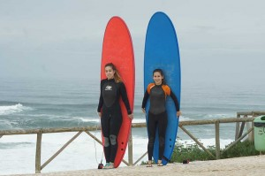 Ericeira Surf camp
