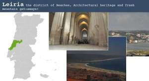 District of Leiria – beaches, architecture and mountain retreats