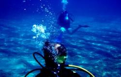 Mergulho curso de introdução Albufeira
