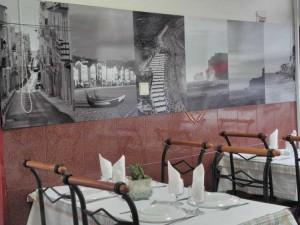 Restaurant Sete Saias, Nazare