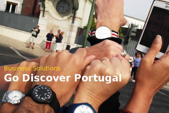 For Corporations and group travel – Go Discover Portugal Business Solutions