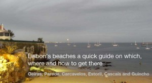 Lisbon beaches An introduction to the best beaches and how to get there!