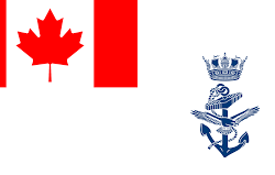Royal Canadian navy forces