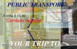 Travelling in Portugal by public transport