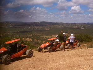 Off the road buggy tour Algarve