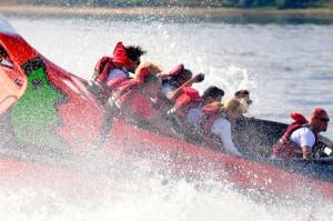 Xtreme Jet Boat, Barco Super rápido Porto