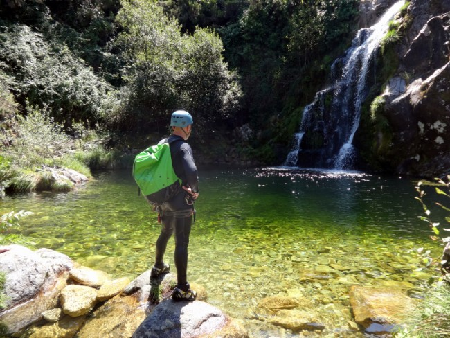 canyoning portugal in geres go discover portugal travel