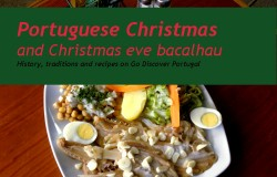 Portuguese Christmas eve recipe and the story of Bacalhau