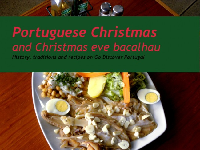 Christmas eve bacalhau Portugal