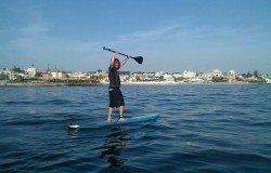 SUP stand up paddle surf Guincho, Cascais, Lisbon