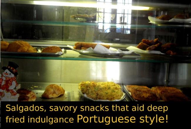 Salgados Portugal