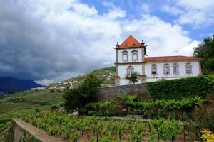 Casa das Torres de Oliveira Douro wine hotel