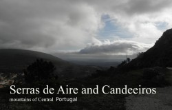 Serras de D`aire and Candeeiros natural park, Central Portugal