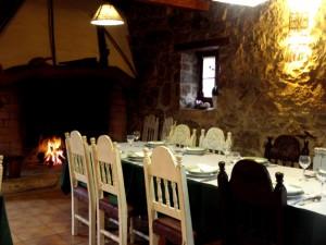 Flor da Serra restaurante, Serra dos Candeeiros