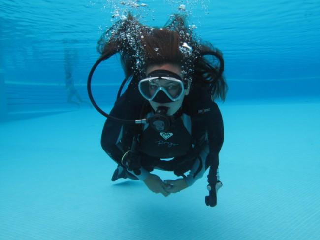 Scuba diving Peniche