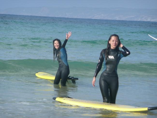 Drop Surf lessons