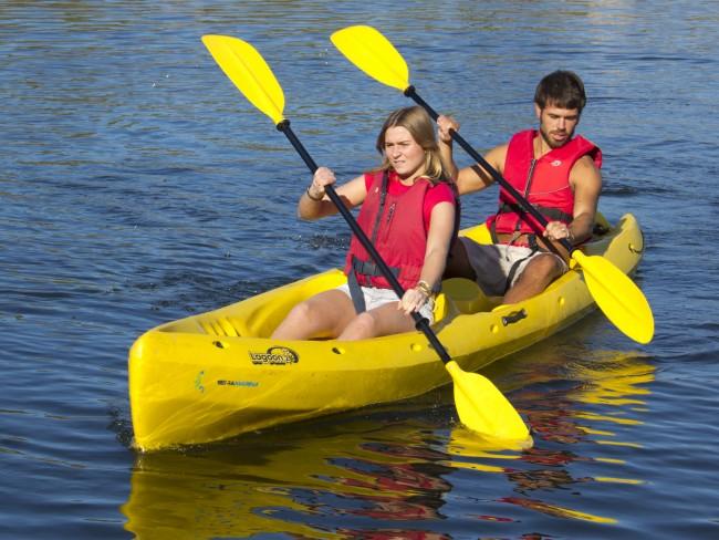 Canoas e Kayaks Alqueva