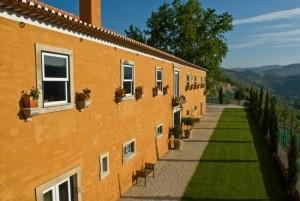 Quinta do Vallado wine hotel Douro region