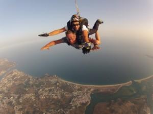 Tandem Parachute Skydive Portimão – Algarve