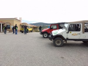 Jeep safari of Sintra natural park