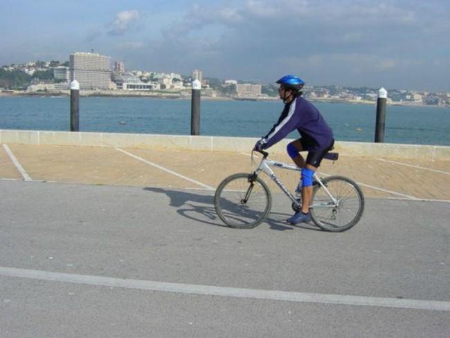 Bicycle seaside tour Estoril