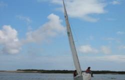 Sailing Algarve, Ria Formosa, Faro Ecotourism natural park