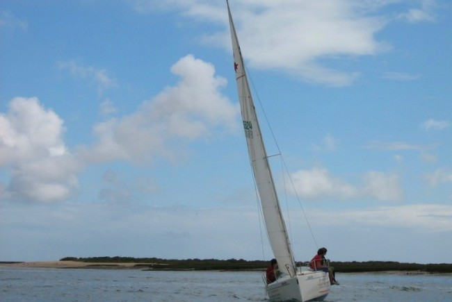 Sailing Ria Formosa Faro