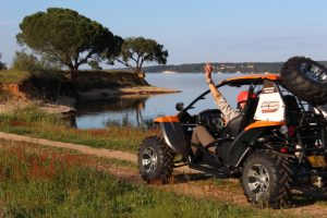 Cross country Buggy Kart cross Montargil, Alto Alentejo