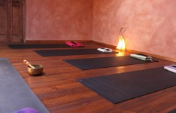 The Ochre Hideaway guest house / yoga retreat, Central Portugal