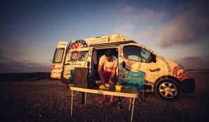 Campervan hire Portugal
