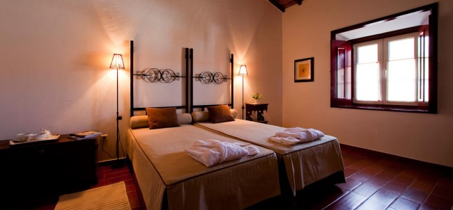Double room Naturarte Rural tourism Alentejo