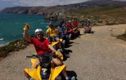 Quad Bike Tour Cascais ou Sintra